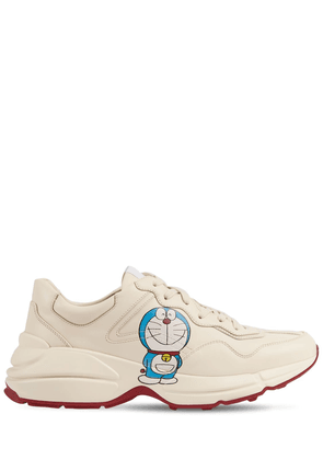 Doraemon Rhyton Leather Sneaker
