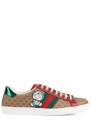 Doraemon New Ace Leather Sneakers