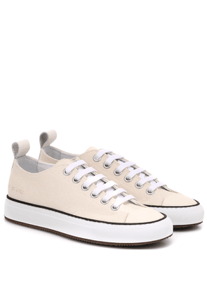 Tournament Low canvas sneakers