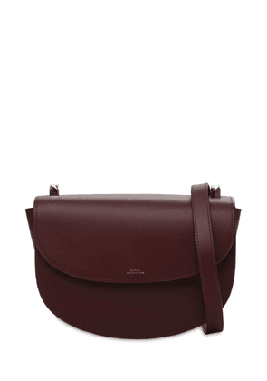Sac Genève Smooth Leather Bag
