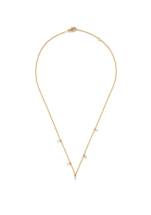 Raphaele Canot - Set Free 18kt Gold & Diamond Necklace - Womens - Gold