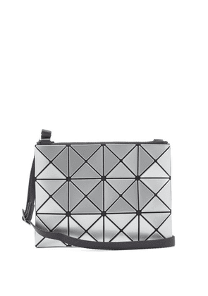 Bao Bao Issey Miyake - Lucent Pvc Cross-body Bag - Womens - Silver