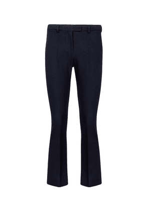 Pacca mid-rise cropped slim pants