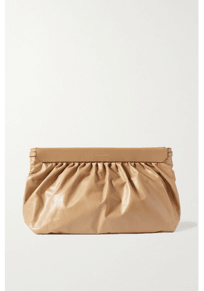 Isabel Marant - Luz Leather Clutch - Beige