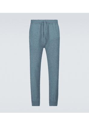 Finley 4 cashmere trackpants
