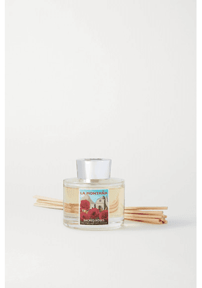 La Montaña - Reed Diffuser - Sacred Roses, 120ml - Colorless