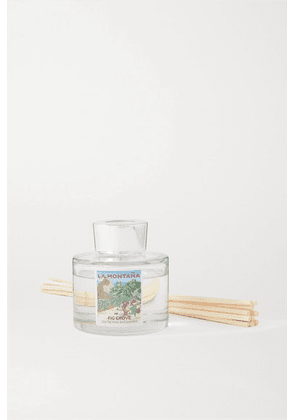 La Montaña - Reed Diffuser - Fig Grove, 120ml - Colorless