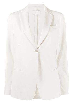 Fabiana Filippi single-breasted blazer - White