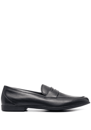 Fratelli Rossetti leather penny loafers - Blue