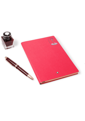 MONTBLANC - Le Petit Prince Happy Holiday Rose Writing Set - Men - Red