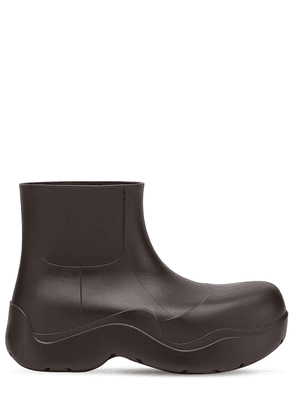 30mm Rubber Ankle Boots