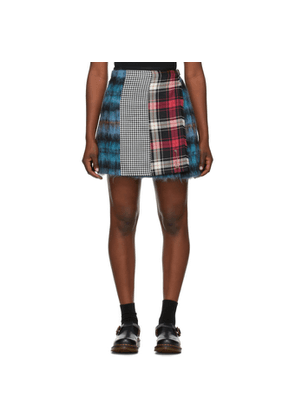 Le Kilt Multicolor Pleated Kilt