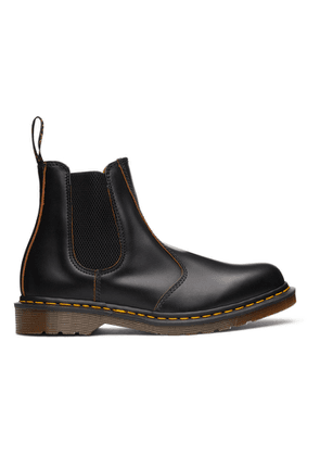 Dr. Martens Black Made In England 2976 Chelsea Boots