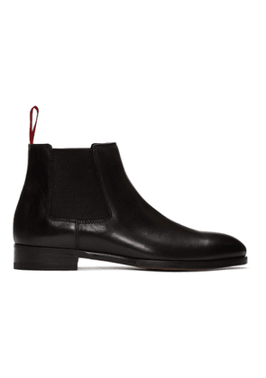 Paul Smith Black Crown Chelsea Boots