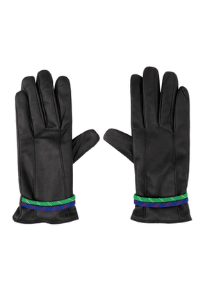 PS by Paul Smith Black Climbing Gloves