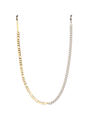 Frame Chain - Mix It Up 18kt Gold-plated Glasses Chain - Womens - Gold