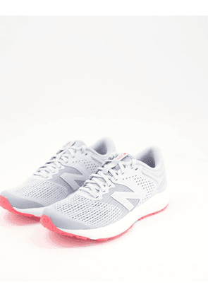 New Balance 520 trainers in soft grey