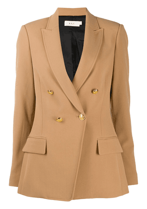 A.L.C. double-breasted blazer - Neutrals