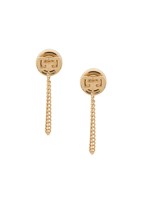 Givenchy Double G earrings - Gold