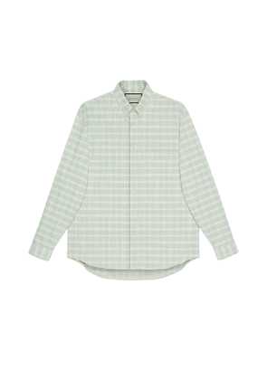 The North Face x Gucci button-down shirt