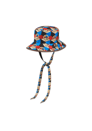 Online Exclusive The North Face x Gucci self tie nylon hat