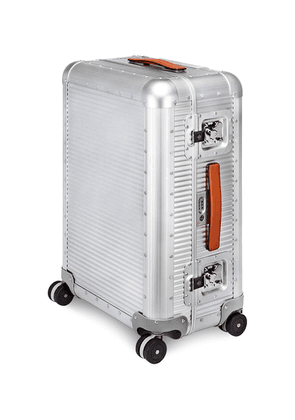 Bank spinner 76 aluminium suitcase
