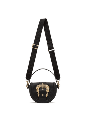 Versace Jeans Couture Black Mini Couture 1 Crossbody Bag