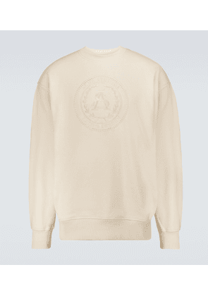 Forban embroidered sweatshirt