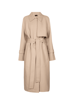 Cottrell wool and cashmere coat