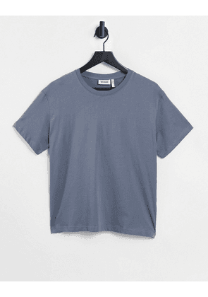 Weekday Alanis t-shirt in blue