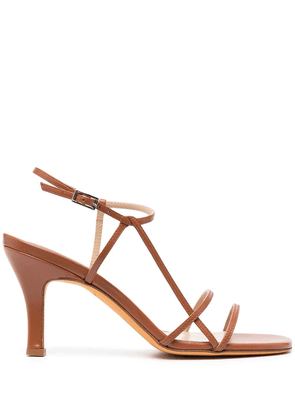 Maryam Nassir Zadeh Irene strappy leather sandals - Brown