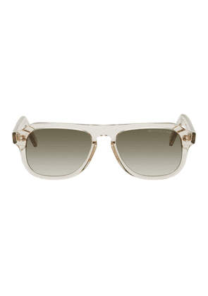 Cutler And Gross Beige 0822V2 Sunglasses