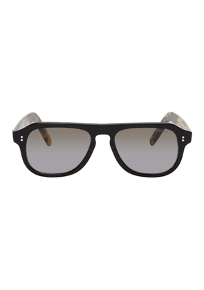 Cutler And Gross Black and Tortoiseshell 0822V2 Sunglasses