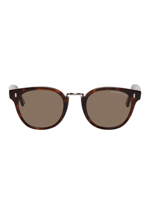 Cutler And Gross Tortoiseshell 1336 Sunglasses