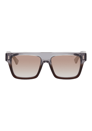 Cutler And Gross Purple Gradient 1340 Sunglasses