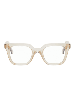 Cutler And Gross Beige 1305 Glasses