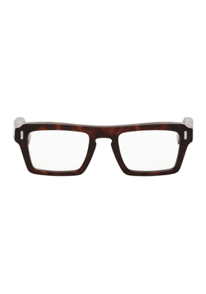 Cutler And Gross Tortoiseshell 1318 Glasses