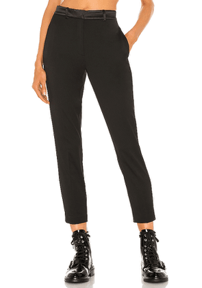 ALLSAINTS Sofia Trousers in Black. Size 10, 2, 4, 6, 8.