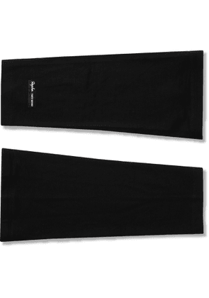 Rapha - Stretch-Wool Knee Warmers - Men - Black