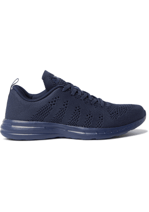 APL Athletic Propulsion Labs - TechLoom Pro Running Sneakers - Men - Blue