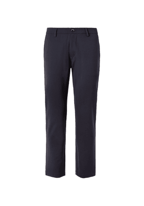 Barena - Rionero Orza Tapered Twill Suit Trousers - Men - Blue