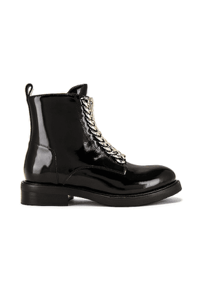 Jeffrey Campbell Damon Boot in Black. Size 6, 6.5, 7, 7.5, 8, 8.5, 9, 9.5.