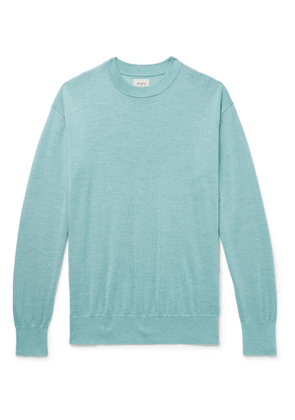 BELLEROSE - Wool Sweater - Men - Blue - S