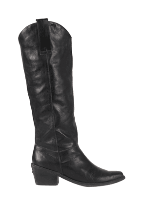 Johanna Ortiz Paso Fino Leather Boots