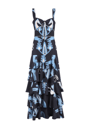 Johanna Ortiz Boundless Pampas Dress