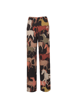 Johanna Ortiz Gaucho Poetry Pants