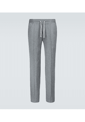 Knitted trackpants