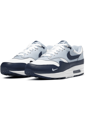 NIKE - Air Max 1 LV8 Leather Sneakers - Men - White