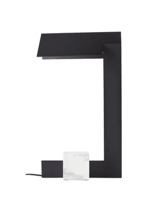 Lambert and Fils Black Clark Table Lamp, EU