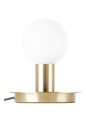 Lambert and Fils Brass Dot Table Lamp, EU
